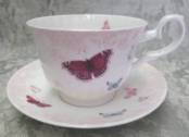 Butterfly Breakfast Cup