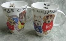 Animal Fashions Mugs