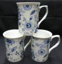 Blue Persia Chintz Mug