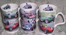 Racing Car Mugs