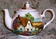 Bone China Teapot