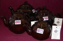 Brown Betty Teapots