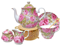 Lady Diana Chintz Pattern