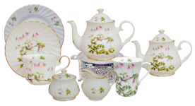 Linnea Bone China Pattern