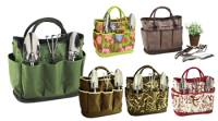 Garden Tote and Tool Set