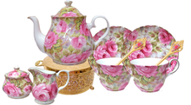 Lady Diana Tea for Two