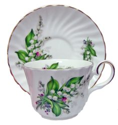 Two Lily of the Valley Cup Sets
