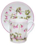 Two Linnea Demitasse Cup Sets