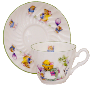 Two Eliza's Tea Party Cup Sets