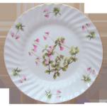 Two Linnea Dessert Plates