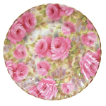 Two Lady Diana Chintz Dessert Plates