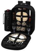London Picnic Backpack for Two