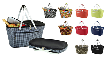 Collapsible Market Basket Cooler