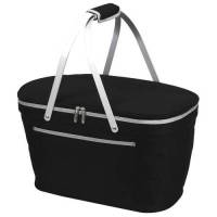 Black Collapsible Cooler Basket