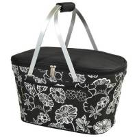 Night Bloom Collapsible Cooler Basket