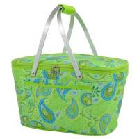 Paisley Collapsible Cooler Basket