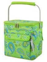 Paisley Green Multi Purpose Cooler
