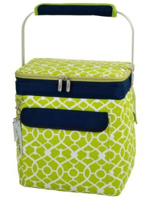 Trellis Green Multi Purpose Cooler