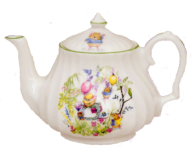 Eliza's Tea Party Teapot