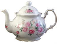 Olde English Alice Four Cup Teapot