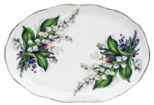 Lily of the Valley Tray