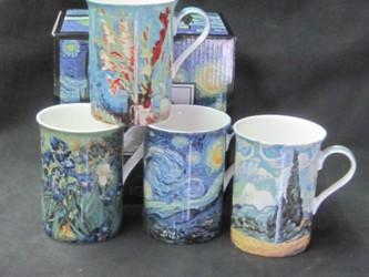 Artist Collection Van Gogh Mugs