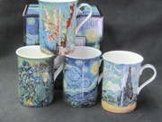 Artist Collection Van Gogh Mugs