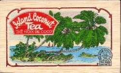 Island Coconut Tea Bags