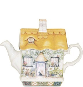 Rose Cottage Teapot