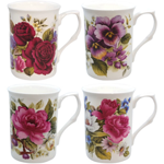 Summer Mugs Set of Four
