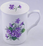 Wild Violet Set of Three