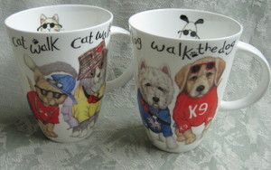 Two Animal Fashions Mug