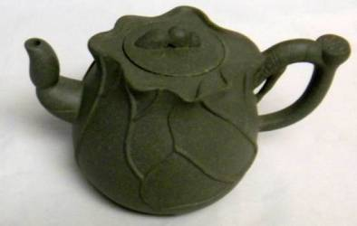 Bee Top Yixing Teapot