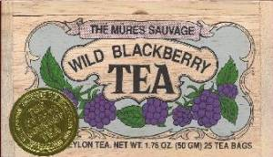 Blackberry Tea Bags