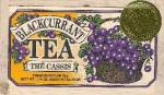 Black Currant Tea Bags