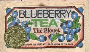 Blueberry Tea Bags