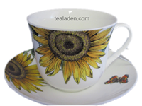 Botanica Breakfast Cup and Saucer