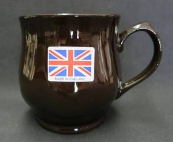 Four Brown Betty Mugs