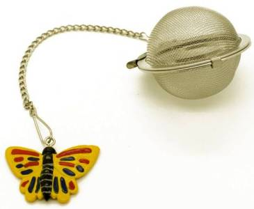 Butterfly Tea Ball