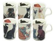Six Cats Galore Mugs