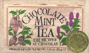 Chocolate Mint Tea Bags