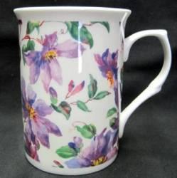 Clematis Chintz Mug