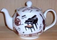 Concert Six Cup Teapot