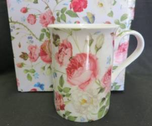 Cottage Rose Mug