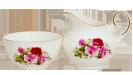 Sumertime Rose Creamer Set