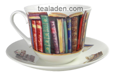 Creative Writing Breakfast Cup and Saucer