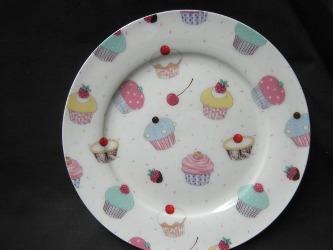 Monet Dessert Plate