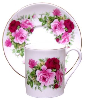 Two Demitasse Cup Sets