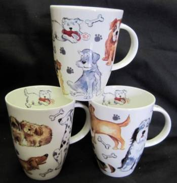 Dog Tales Louise Mug