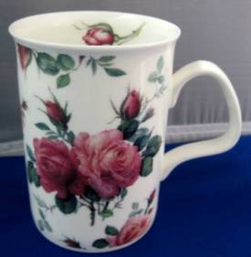 English Rose Chintz Mug